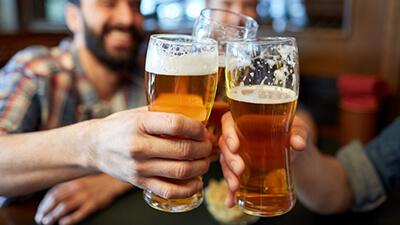 Vrienden High Beer
